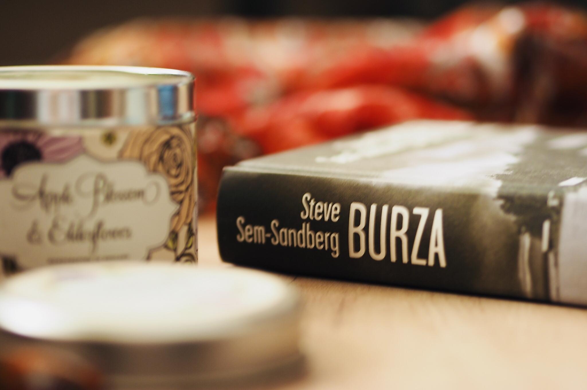 "Steve Sem-Sandberg ""Burza opowieść"""