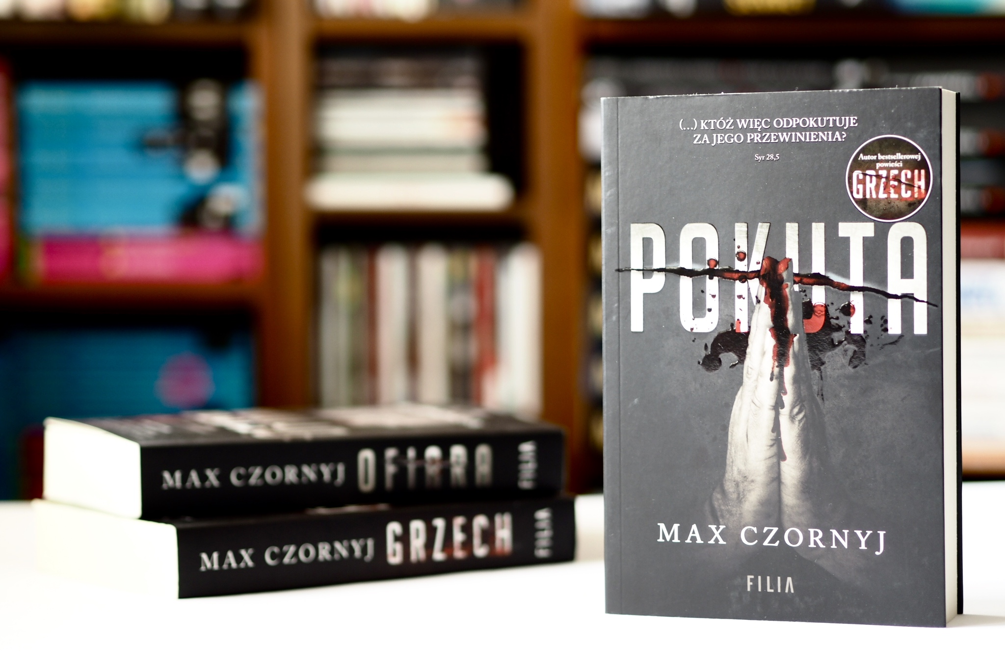 "MAX CZORNYJ ""POKUTA"""