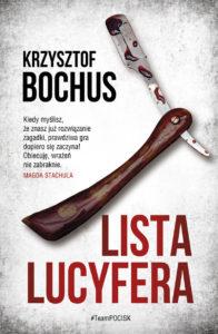 """KRZYSZTOF BOCHUS """"LISTA LUCYFERA"""""""