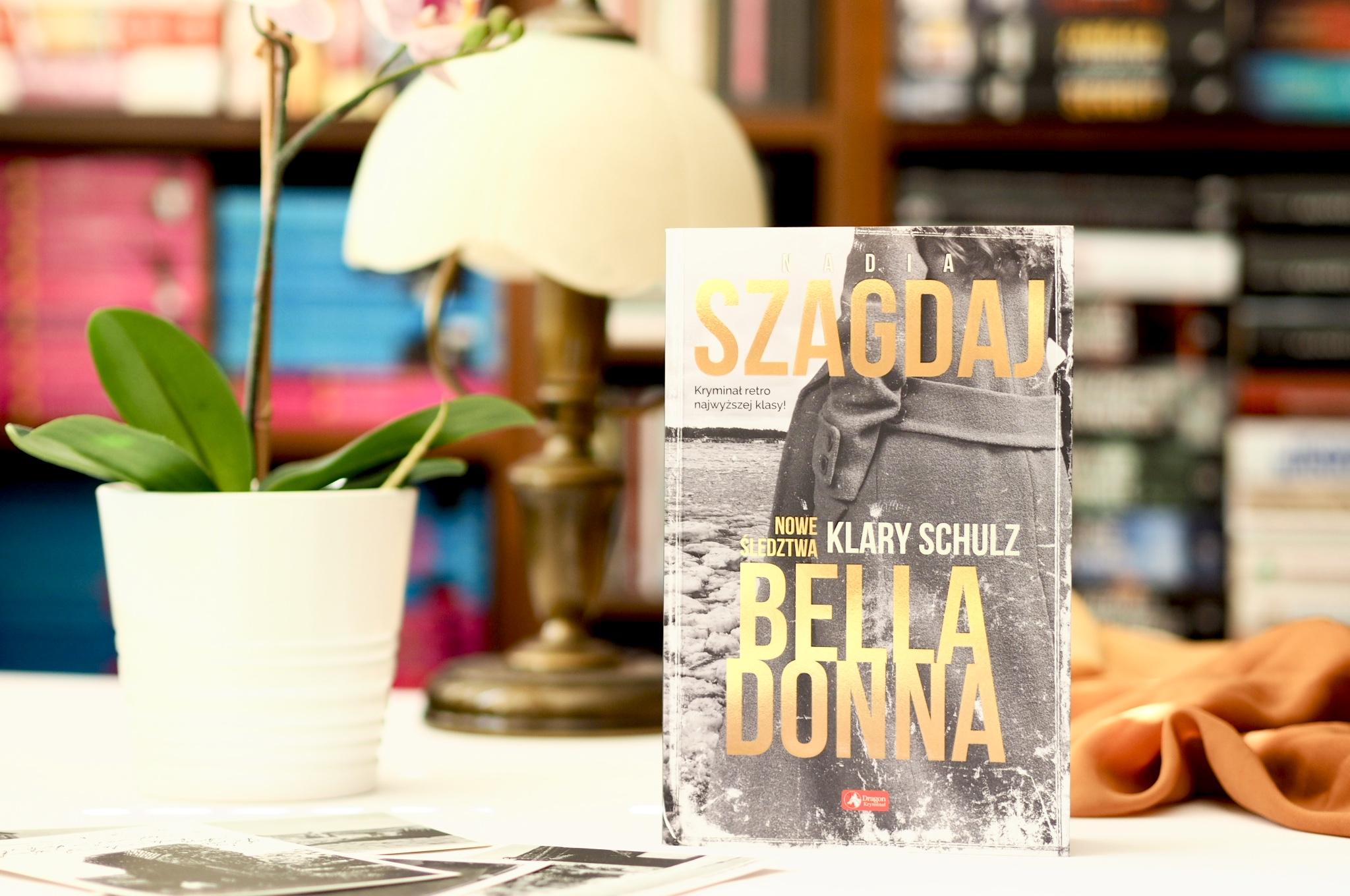 """Nadia Szagdaj """"Bella Donna"""""""