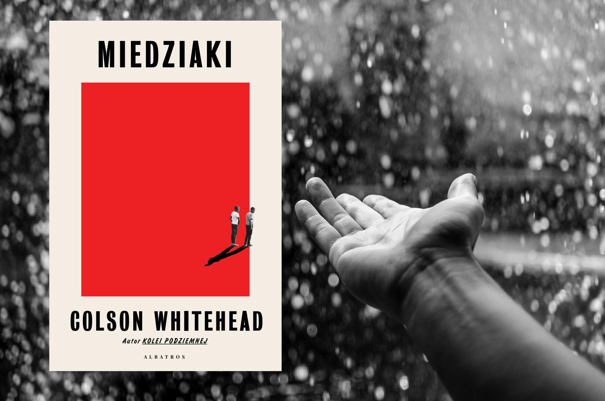 """COLSON WHITEHEAD """"MIEDZIAKI"""""""