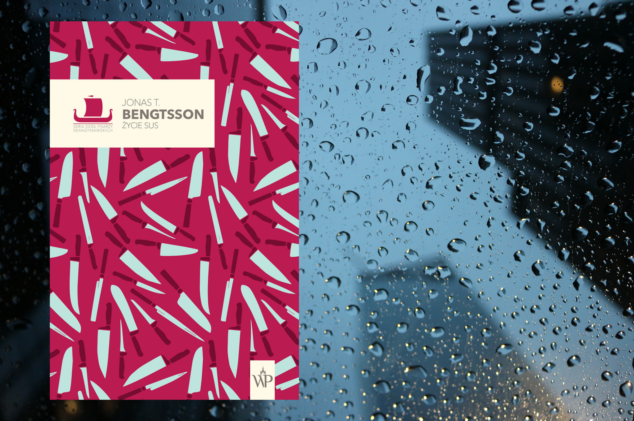 "JONAS T. BENGTSSON ""ŻYCIE SUS"""