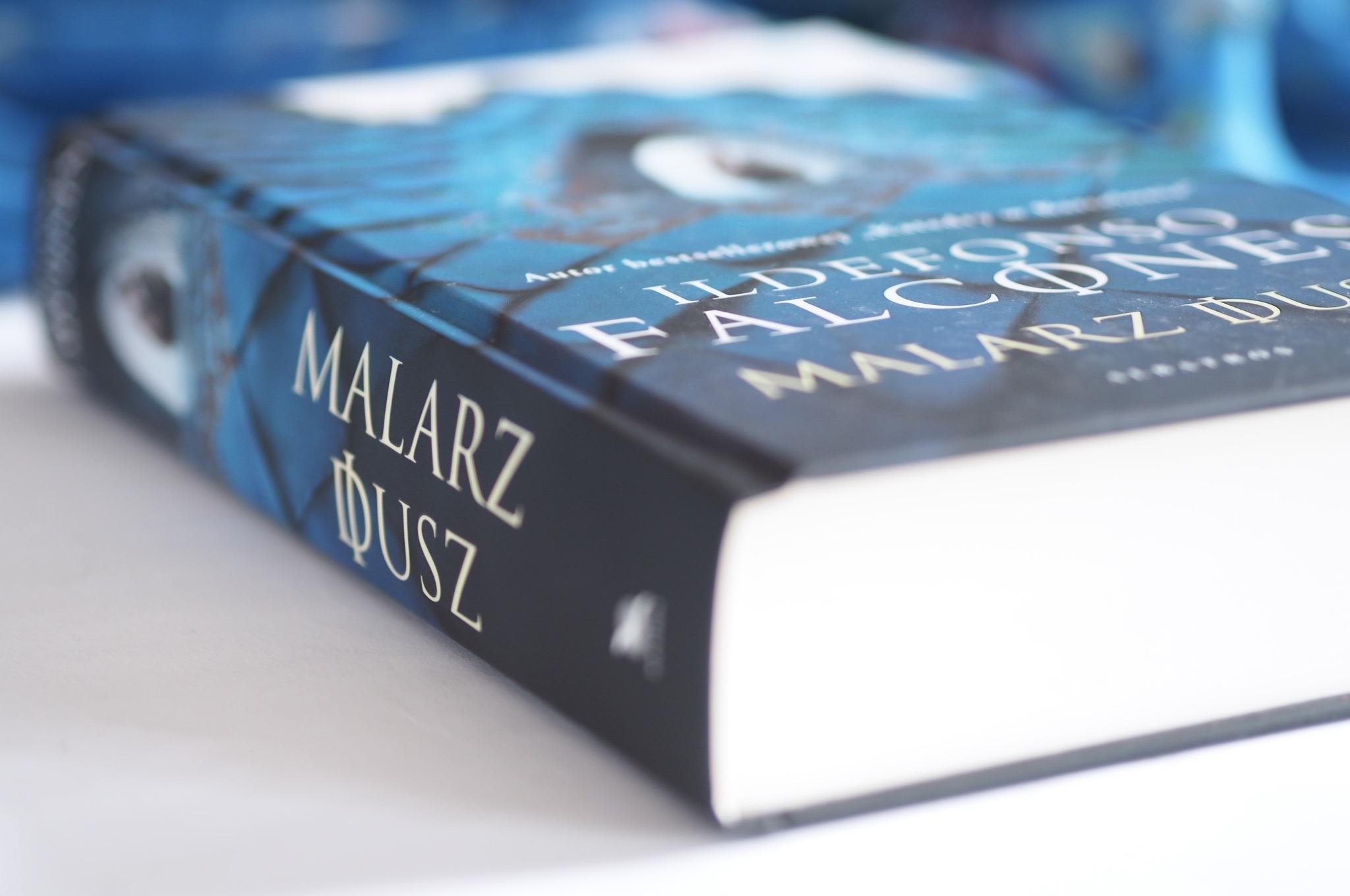 "ILDEFONSO FALCONES ""MALARZ DUSZ"""