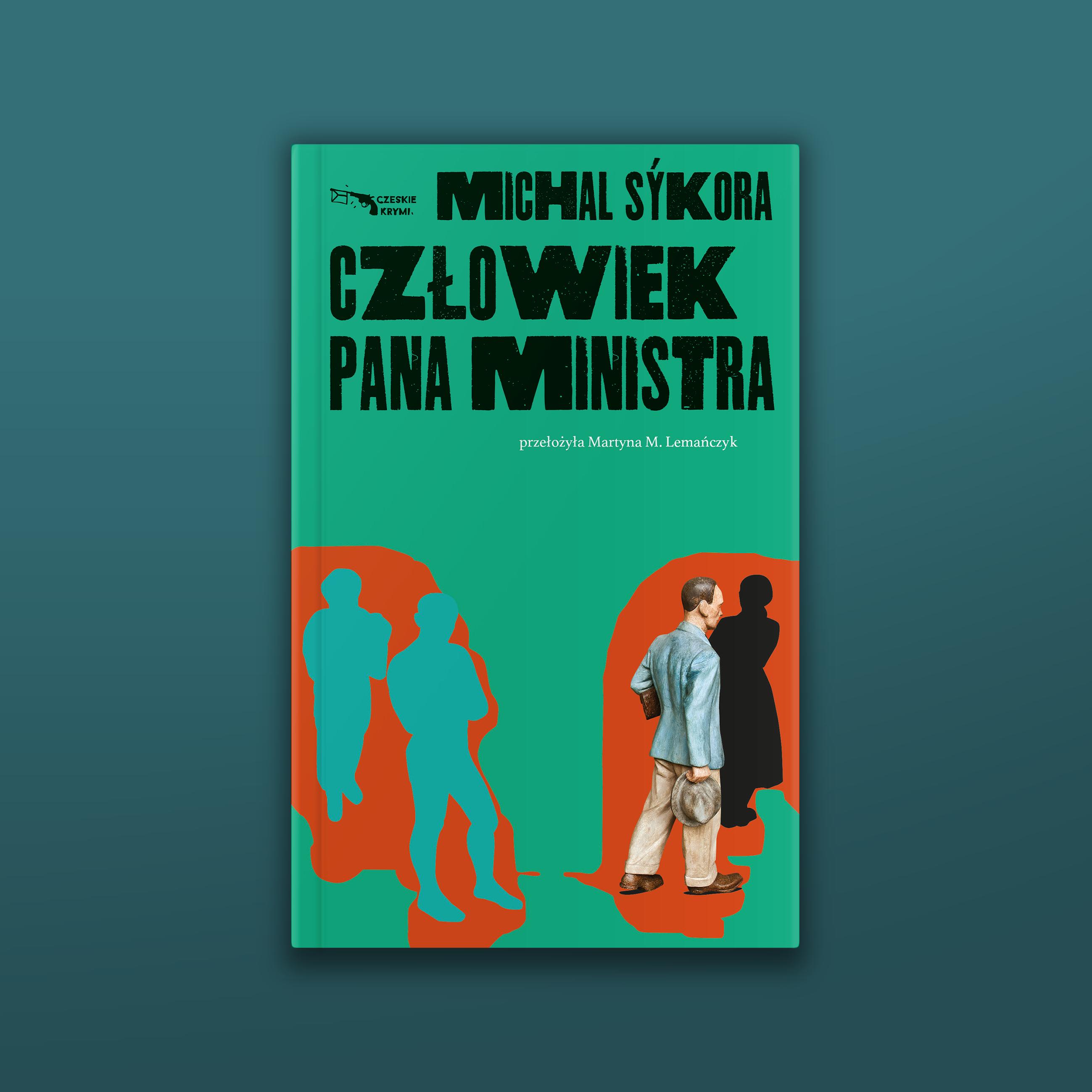 """MICHAL SÝKORA """"CZŁOWIEK PANA MINISTRA"""""""
